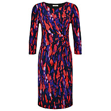 Buy Precis Petite Carousel Print Dress, Multi Dark Online at johnlewis.com