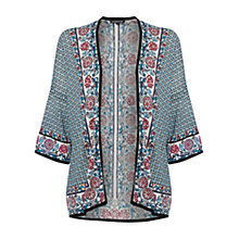 Buy Warehouse Kimono Cardigan, Multi Online at johnlewis.com