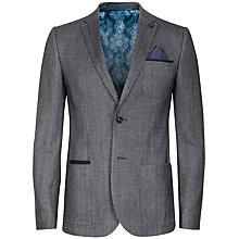 Buy Ted Baker Altan Herringbone Blazer Online at johnlewis.com