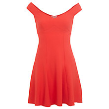 Buy Miss Selfridge Bardot Dress Online at johnlewis.com