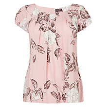 Buy Phase Eight Rosemary Blouse, Pale Pink Online at johnlewis.com
