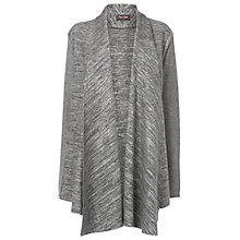 Buy Phase Eight Suzanna Swing Cardigan, Grey Online at johnlewis.com
