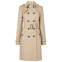Buy Phase Eight Tabatha Trench Coat, Stone Online at johnlewis.com