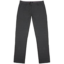 Buy Ted Baker Sandorc Classic Fit Check Trousers Online at johnlewis.com