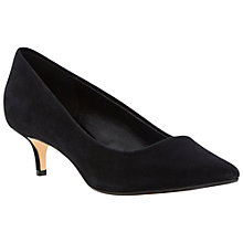 Buy Dune Annielou Pointed Court Shoes Online at johnlewis.com