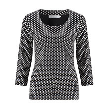 Buy John Lewis Capsule Collection Brick Pattern Top Online at johnlewis.com