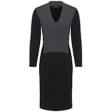 Buy Jaeger Colour Block Dress Online at johnlewis.com