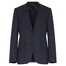 Buy Reiss Snowdon Flecked Blazer, Blue Online at johnlewis.com