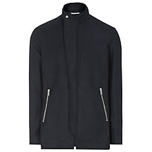Buy Reiss Raekon Twill Technical Jacket, Navy Online at johnlewis.com