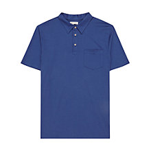 Buy Reiss Wilson Patch Pocket Short Sleeve Polo Shirt Online at johnlewis.com