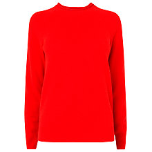 Buy L.K. Bennett Rumex Raglan Sleeve Crew Neck Jumper Online at johnlewis.com