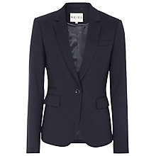 Buy Reiss Theo Tailored Jacket, Indigo Online at johnlewis.com