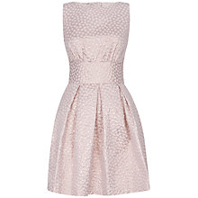 Buy Closet Spot Cutout Dress, Metallic Online at johnlewis.com