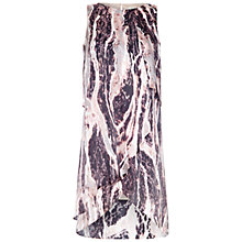 Buy Damsel in a Dress Downton Silk Print Dress, Multi Online at johnlewis.com