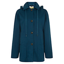 Buy Hobbs Beth Coat, Peacock Blue Online at johnlewis.com