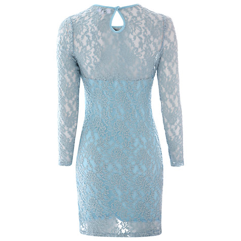 Buy True Decadence Sheer Sweetheart Lace Dress Online at johnlewis.com