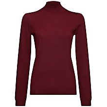 Buy Jaeger Gostwyck Merino Turtle Neck Jumper Online at johnlewis.com