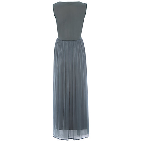 Buy Rise Maggie Maxi Dress, Green Online at johnlewis.com