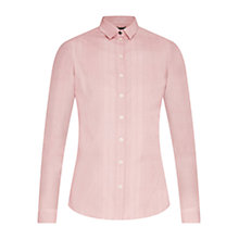 Buy Barbour Tulla Shirt, Rose Mauve Online at johnlewis.com