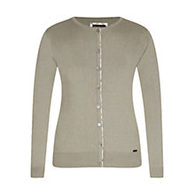 Buy Barbour Hamberley Cardigan, Pale Sage Online at johnlewis.com