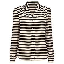 Buy Oasis Stripe Shirt, Multi Online at johnlewis.com