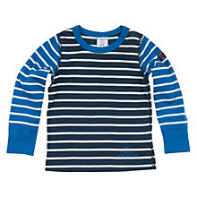 Buy Polarn O. Pyret Baby Ribbed Cuff Top Online at johnlewis.com