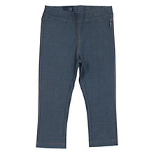 Buy Polarn O. Pyret Baby Jeggings, Blue Online at johnlewis.com