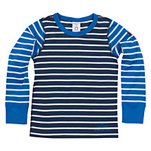 Buy Polarn O. Pyret Children's Ribbed Cuff Jersey Online at johnlewis.com