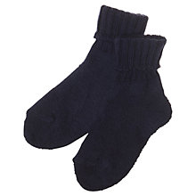 Buy Polarn O. Pyret Wool Socks, Blue Online at johnlewis.com