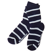 Buy Polarn O. Pyret Children's Terry Wool Blend Socks Online at johnlewis.com