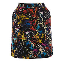 Buy Warehouse Quilt Butterfly Skirt, Multi Online at johnlewis.com