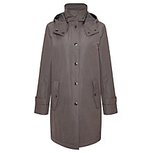 Buy Four Seasons Caban Jacket, Pebble Online at johnlewis.com