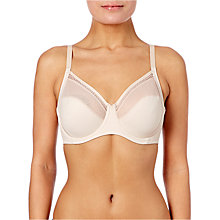 Buy Wacoal Fine Form Underwired Bra, Nude Online at johnlewis.com