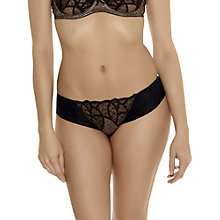 Buy Wacoal Simply Sultry Hipster Briefs, Black Online at johnlewis.com