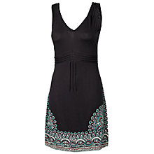 Buy Fat Face Elmbridge Border Tunic, Phantom Online at johnlewis.com