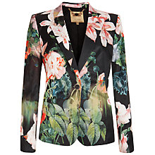 Buy Ted Baker Opulent Bloom Suit Jacket, Multi Online at johnlewis.com
