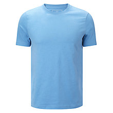 Buy John Lewis Parisienne Lounge T-Shirt, Blue Online at johnlewis.com