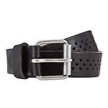 Buy Selected Homme Poul Leather Belt Online at johnlewis.com