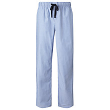 Buy John Lewis Classic Stripe Lounge Pants, Blue/White Online at johnlewis.com