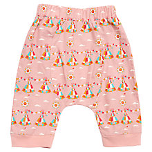 Buy Little Green Radicals Teepee Joggers Online at johnlewis.com