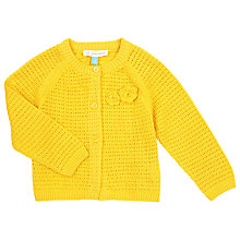 Buy John Lewis Corsage Cardigan Online at johnlewis.com