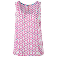 Buy White Stuff Orient Vest, Hibiscus P Online at johnlewis.com