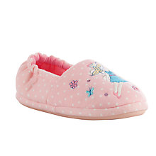 Buy John Lewis Fairy Slippers Online at johnlewis.com