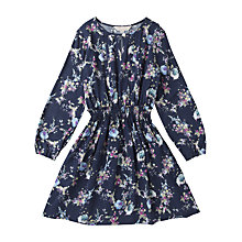Buy Jigsaw Junior Girls' Floral Print Dress Online at johnlewis.com