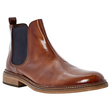 Buy Bertie Camping Leather Chelsea Boots Online at johnlewis.com