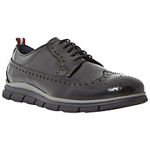 Buy Dune Banger Polido Brogue Shoes Online at johnlewis.com