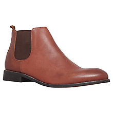 Buy KG by Kurt Geiger Jacobs Low Chelsea Boots, Tan Online at johnlewis.com