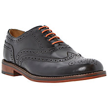 Buy Bertie Braxton High Shine Brogue Shoes Online at johnlewis.com