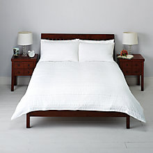 Buy John Lewis Kate Seersucker Duvet Cover and Pillowcase Set Online at johnlewis.com