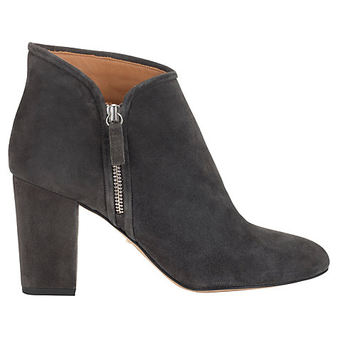 Buy Whistles Marilyn Suede Ankle Boots Online at johnlewis.com